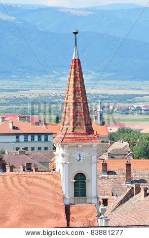 Sibiu The Reformed Church