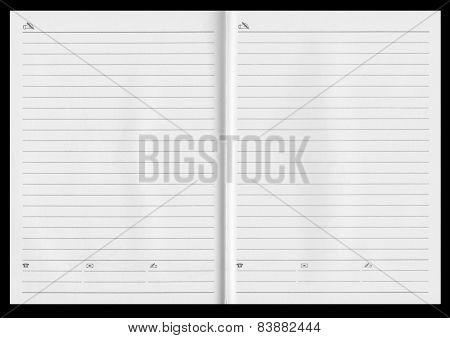 Notebook Spread