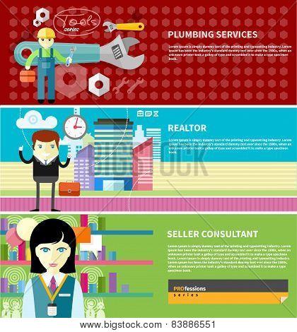 Seller consultant, realtor, plumber