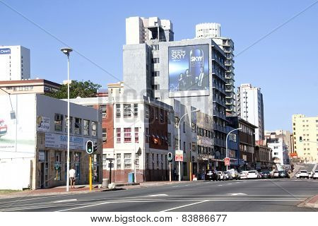 Business And Residential Building On Victoria Embankment, Durban South Africa