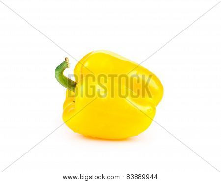 Sweet yellow pepper.