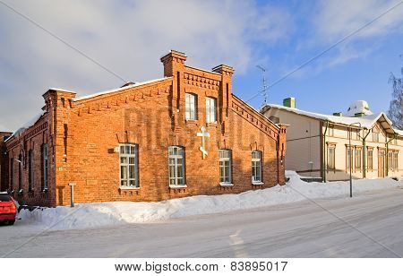 Lappeenranta. Finland. Orthodox parish