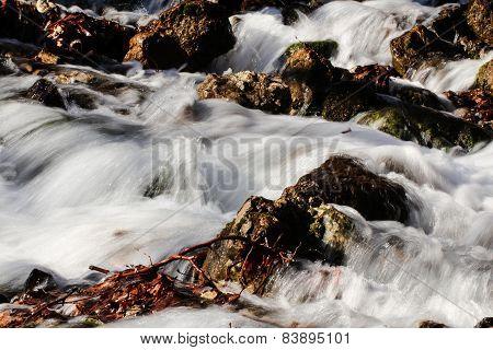Water stream.