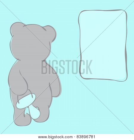 New Arrival Boy Greeting Card