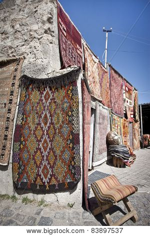 Turkish Rug Vendor