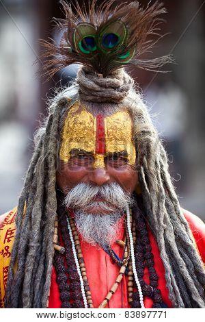 Sadhu (Holy Man)