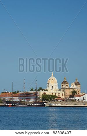 Historic Waterfront of Cartagena de Indias