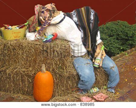 Drunken Scarecrow