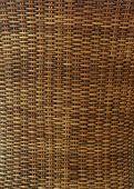 image of handicrafts  - wicker texture background of traditional handicraft weave - JPG