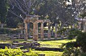 picture of artemis  - Temple of Artemis of Vravrona at Attica - JPG