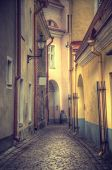 pic of olaf  - Old streets of European cities - JPG