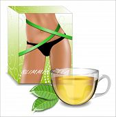 pic of crotch  - Slimming tea - JPG