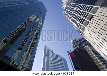 Skyscrapers Perspective
