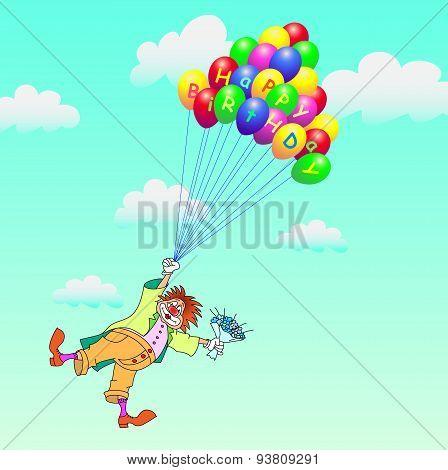 Birthday Clown07