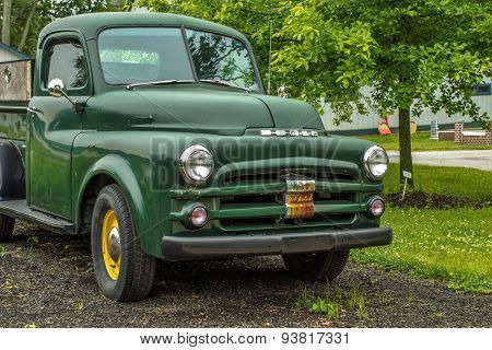 Vintage Dodge Pick Up Truck