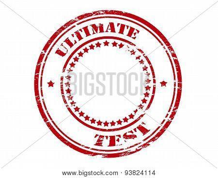 Ultimate Test