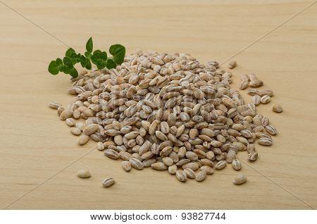 Pearl Barley