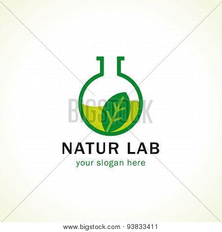 Natur lab logo