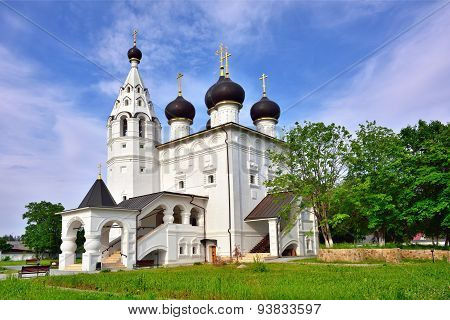 Russian Orthodox Monastery
