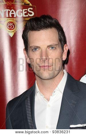 LOS ANGELES - JUN 17:  Chris Mann at the