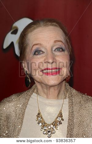 LOS ANGELES - JUN 17:  Anne Jeffreys at the