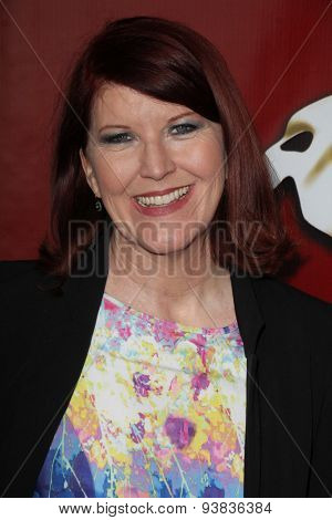 LOS ANGELES - JUN 17:  Kate Flannery at the