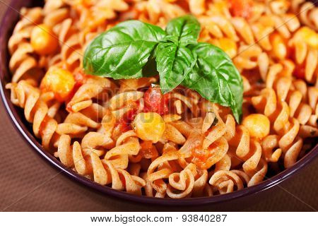 Pasta Collection - Fusilli With Chick-peas