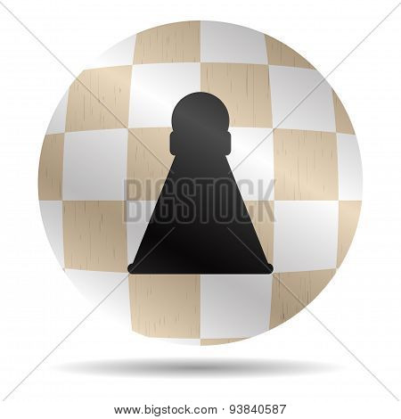 Icon Chess Pawn