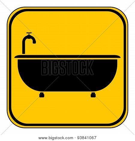 Bathtub Button.