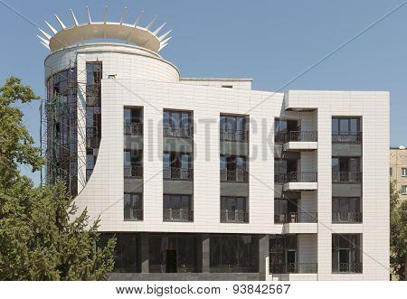 Almaty - Modern Building
