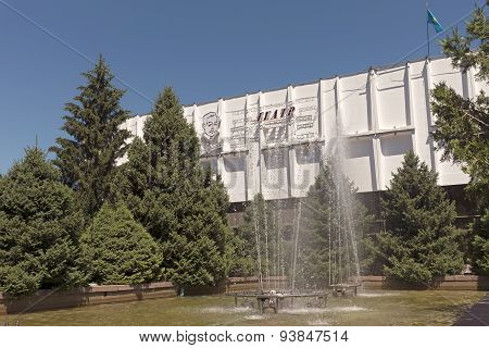 Almaty - Russian Drama Theater