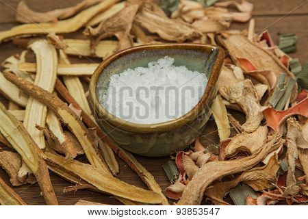 Borneo Camphor, Used For Herbal Medicine