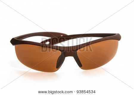 Sunglass Isolated White Background