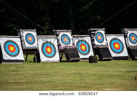 Archery Targets Outdoors