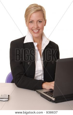 Lovely Business Lady 3