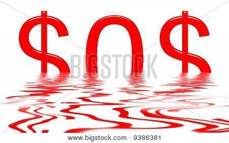 Sinking Dollar Sos