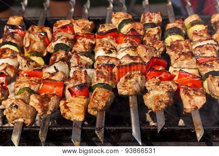Kebab Skewers