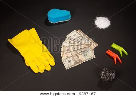 Money Laundery Kit