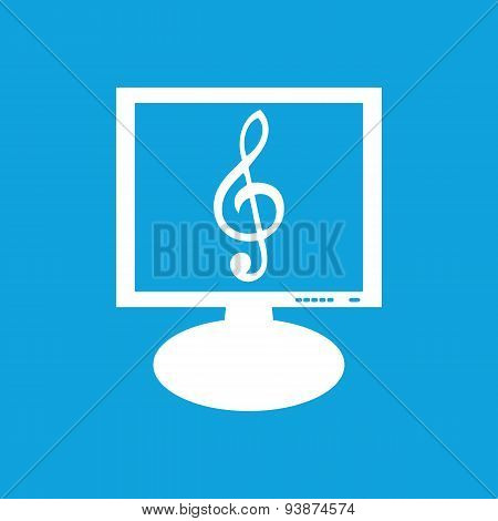 Music monitor icon