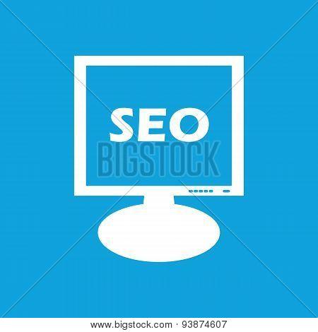 SEO monitor icon