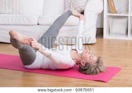 Morning Gymnastic At Home