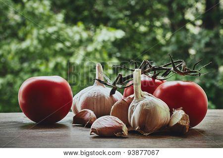 Vegetable composition