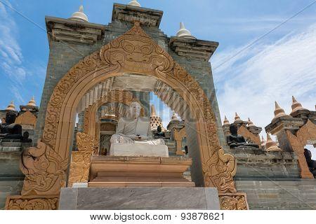 Sandstone Pagoda