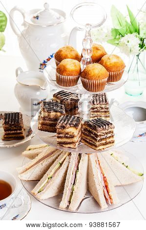 Afternoon Tea Set