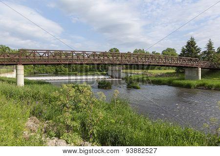 Bear Creek Bridge and Dam