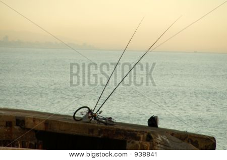 Bicy Without Fisherman