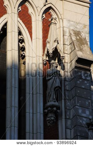 St. Nicholas Church In Kiev