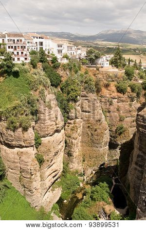 Ronda: Famous Village In Spain