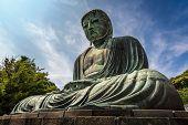 pic of buddha  - The Great Buddha of Kamakura  - JPG