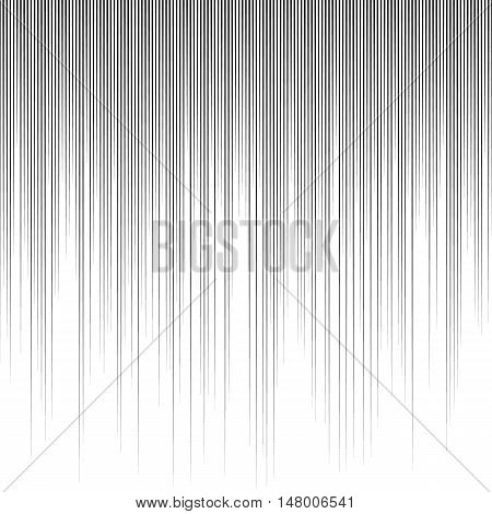 background with vertical rays manga pop art style